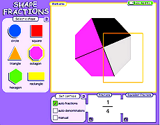 Smashmaths - Shape - Interactive Learning for the Australiam